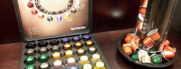 Nespresso Boutique is one of Andrew : понравившиеся места.