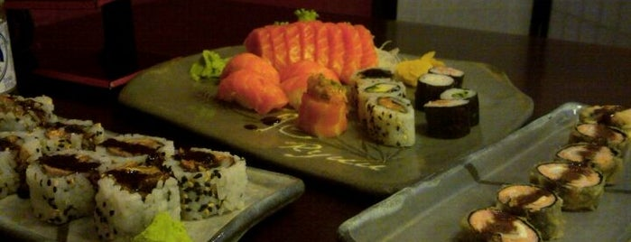 Ryuu Sushi Bar is one of Japanese Restaurants in Campinas, SP.