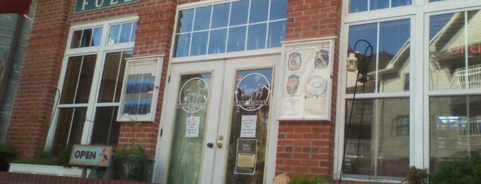 Lost Colony Brewery and Cafe is one of NC Craft Breweries.
