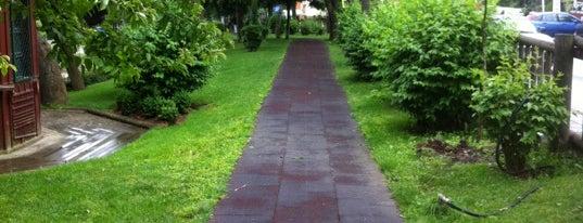 Koşuyolu Parkı is one of Sibel'in Kaydettiği Mekanlar.