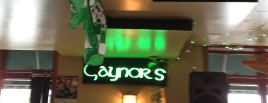 Gaynor's Irish Resturant & Pub is one of Official Blackhawks Bars.
