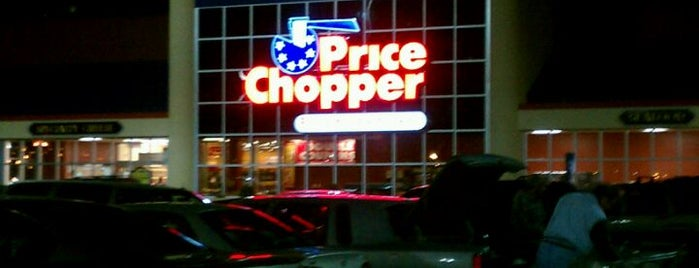 Price Chopper is one of Santosh's Liked Places.