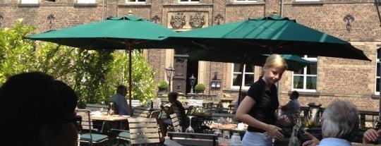 Schlosshotel Hugenpoet is one of Best of Essen.