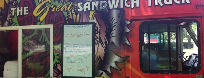 Sub Urban Bros is one of Washington DC Food Trucks.