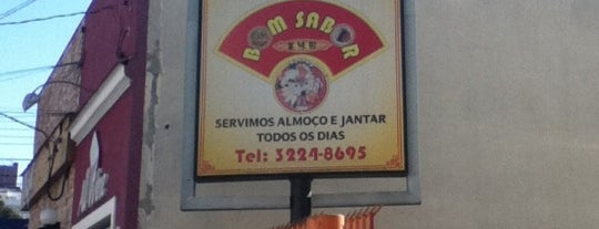 Bom Sabor is one of Locais curtidos por Arthur.