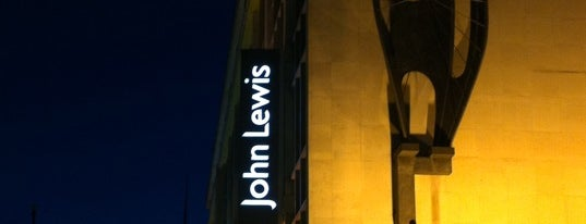 John Lewis & Partners is one of London as a local.