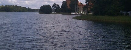 Trakai Castle is one of Vilnius: student edition.