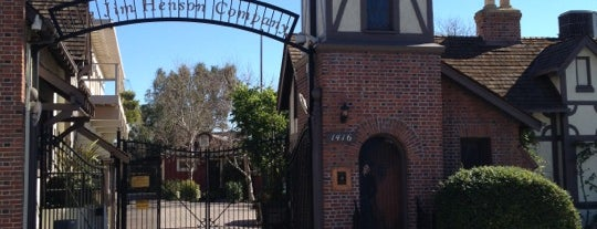 Charlie Chaplin Studios is one of ROAD TRIP USA · 2016.