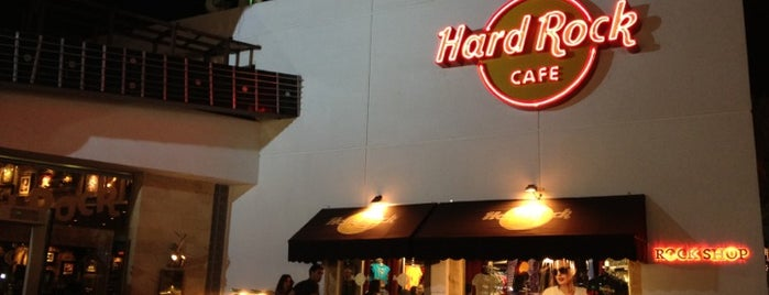 Hard Rock Cafe Sharm El Sheikh is one of Posti che sono piaciuti a Niche.