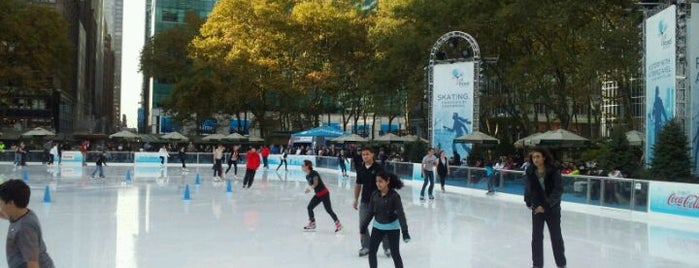 Bryant Park is one of Fun Places in NYC Metro-Area.
