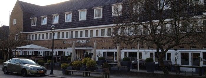 Hampshire Hotel - Parkzicht Eindhoven is one of สถานที่ที่ JMB ถูกใจ.