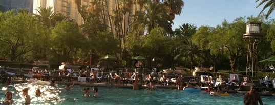 MGM Grand Pool Complex is one of Vegas Vacation.