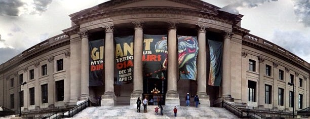 The Franklin Institute is one of Philly.