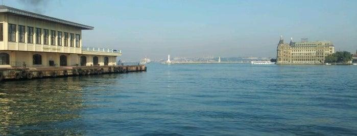 Rıhtım Meydanı is one of Guide to İstanbul's best spots.