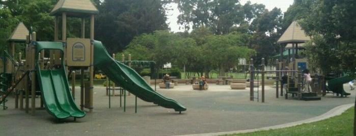 Washington Park is one of Playground.