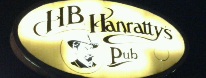 H.B. Hanratty's Pub is one of PHX Brews in The Valley.