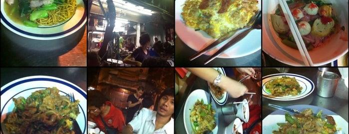 ยินดี นู้ดเดิ้ล is one of BKK_Noodle House_1.