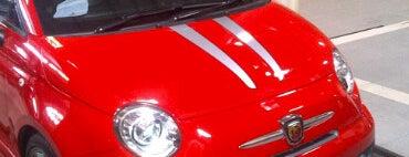 Ferrari Maserati Galeria is one of Sarah: сохраненные места.