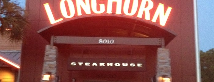 LongHorn Steakhouse is one of Gespeicherte Orte von Dan.