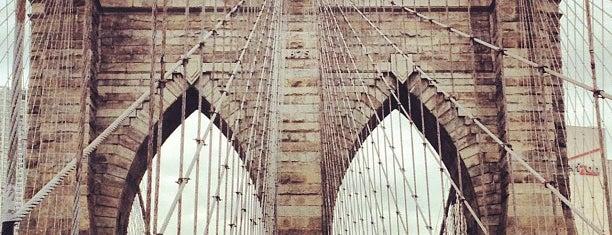 ブルックリンブリッジ is one of USA Trip 2013 - New York.