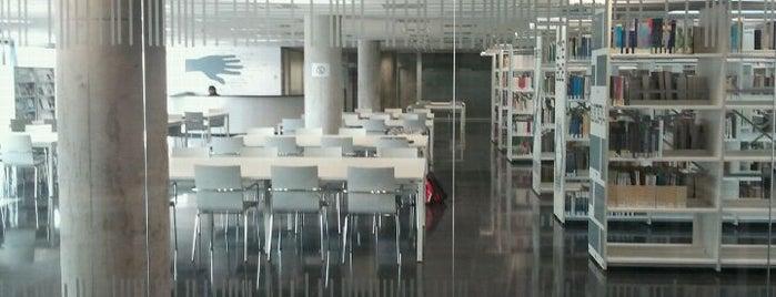 Biblioteca Tecnocampus is one of TCM.
