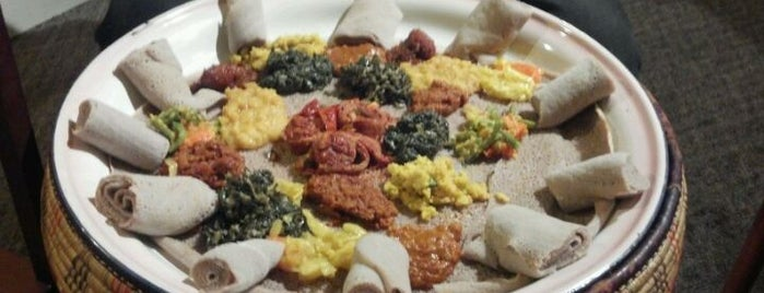 Alem Ethiopian Village is one of Milwaukee's Best Spots!.