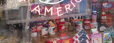 Taste of America is one of All American Life in Madrid.