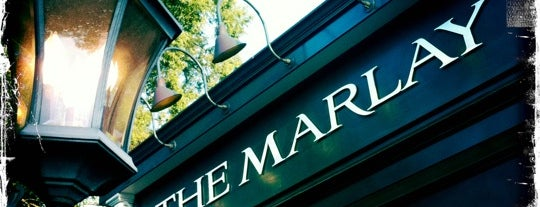 The Marlay House is one of Decatur, GA Pubs I frequent.