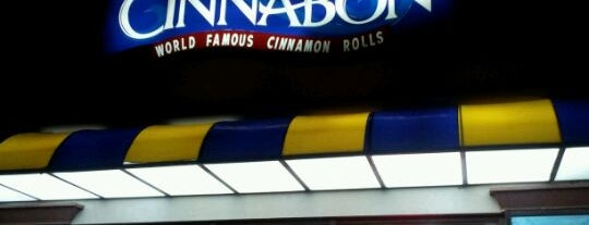 Cinnabon is one of Lieux qui ont plu à Shank.