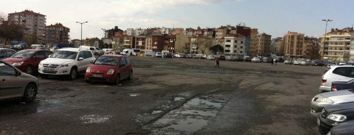 Eski Salı Pazarı Otopark is one of ● Fenerbahçe Republic ★☆★.