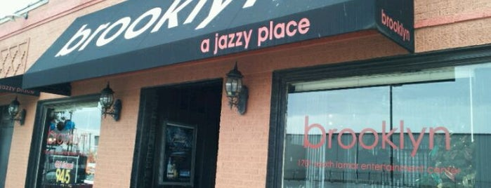 Brooklyn Jazz Café is one of Venues and such....