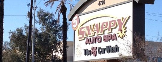 Snappy Auto Spa is one of Virginia : понравившиеся места.