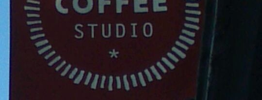 The Coffee Studio is one of Chicagoland.