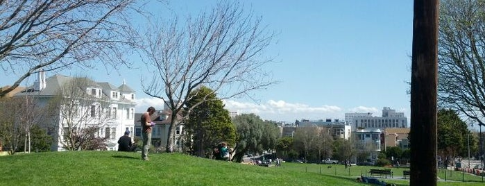 Duboce Park is one of San Francisco Bay.