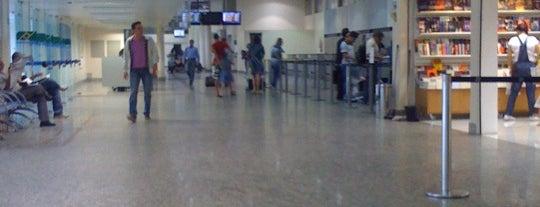 Aeroporto de Belo Horizonte / Pampulha - Carlos Drummond de Andrade (PLU) is one of Aeroportos do Brasil.