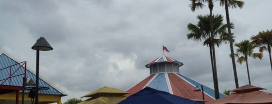 Escape Theme Park is one of le 4sq with Donald :].