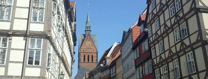 Hanover is one of Joud's Liked Places.