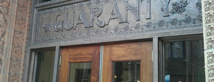 Guaranty (Prudential) Building is one of StorefrontSticker City Guides: Buffalo.