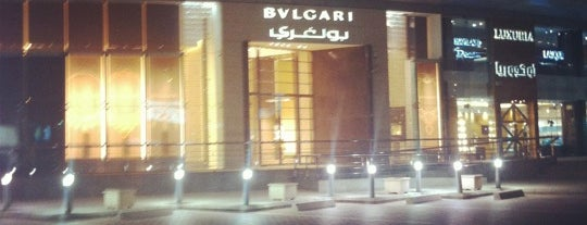 BVLGARI is one of Where, When & Who List-1!.