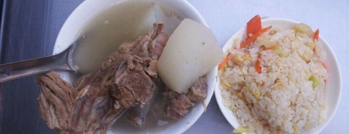 原汁排骨湯 is one of Taipei Eats 2.0.