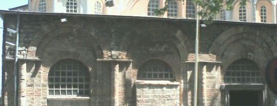Chora Museum is one of Tarih/Kültür (Marmara).