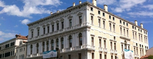 Palazzo Grassi is one of Venice.