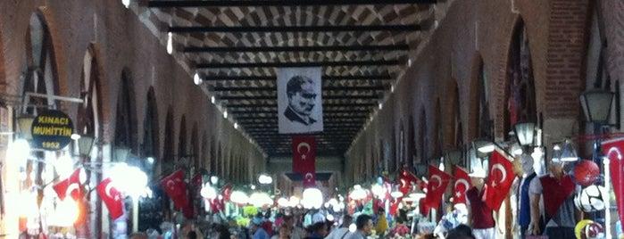 Alipaşa Çarşısı is one of Edirne Rehberi.