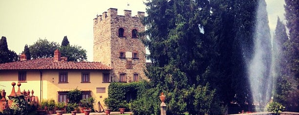 Castello di Verrazzano is one of Toscany.