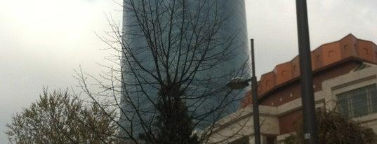 Frentealagua is one of Terrazas de Bilbao.