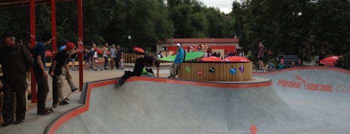 PUMA is one of Skateparks.