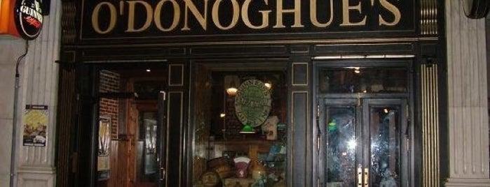 O'Donoghue's is one of Must-visit Nightlife Spots in Córdoba.