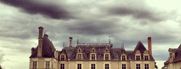 Château de Beauregard is one of Châteaux de la Loire.