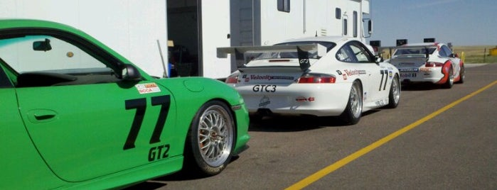 High Plains Raceway is one of Bucket List for Gearheads.