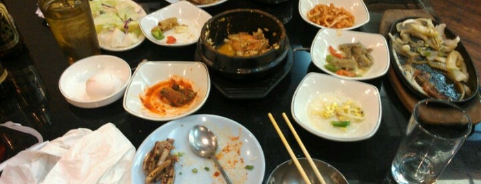 Seoul Garden Restaurant is one of Asian-To-Do List.